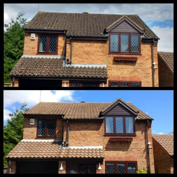 Thame roof cleaning