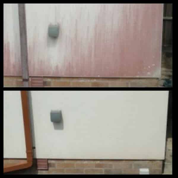render cleaning Oxfordshire