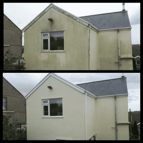 Render cleaning in Oxfordshire